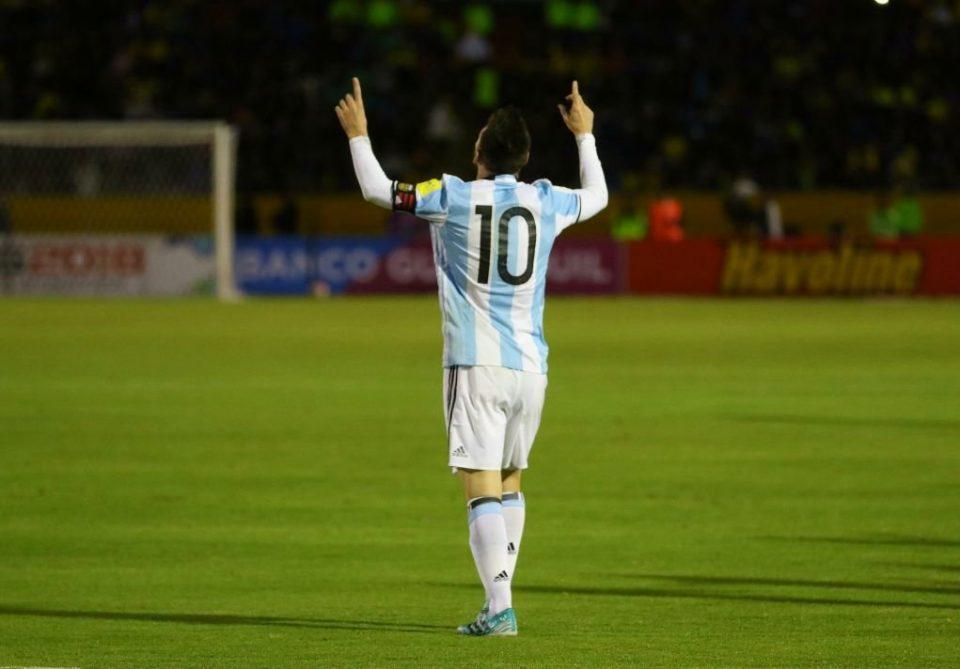 Можно е враќање на Меси во аргентинската репрезентација