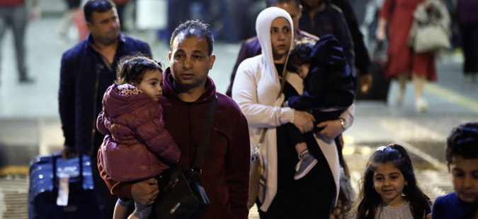 Бројот на баратели на азил во Бугарија намален за трипати