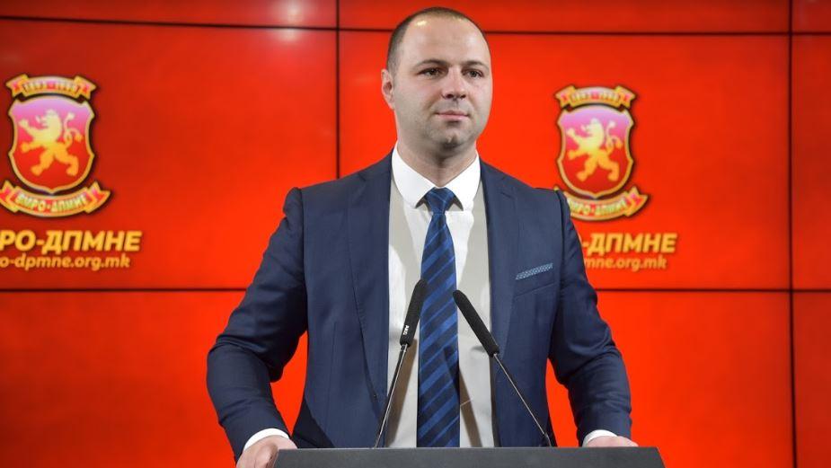 Мисајловски: СДСМ не може да не однесе во ЕУ, оваа тендер влада е криминална