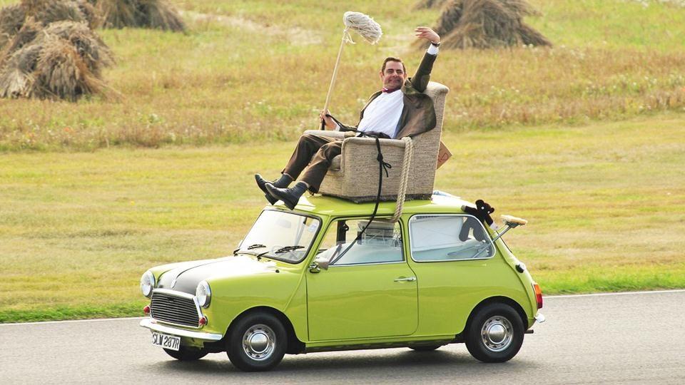 Возилото на Мистер Бин на аукција