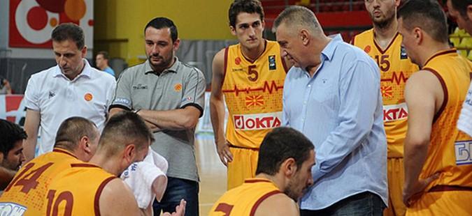 Македонија поразена од Швајцарија, но останува прва во групата