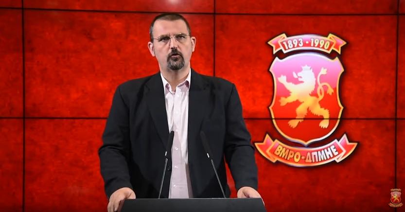 Стоилковски: Пратеник од власта Мухиќ, призна дека со договорот на Заев со Грција се брише македонскиот идентитет