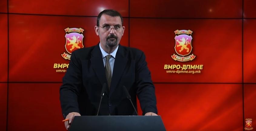 Стоилковски: Економската катастрофа ја потврди и Светска Банка, каде се парите од зголемена наплата на даноците со кои се фали Владата?
