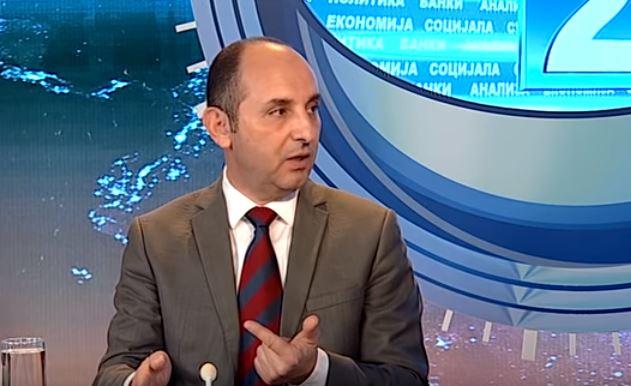Поповски: Со потпишување и ратификација на договорот, Македонија нема да добие ниту милиметар напредок