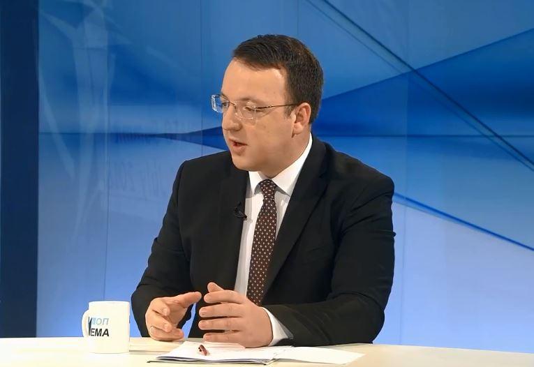Николоски: Поради СДСМ Македонија е доведена во ситуација да европските држави не сакаат да започнат преговори за членство