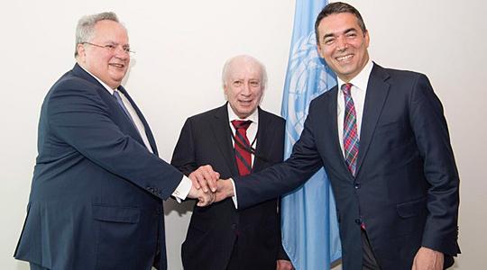 Нимиц го поздрави договорот за спорот за името