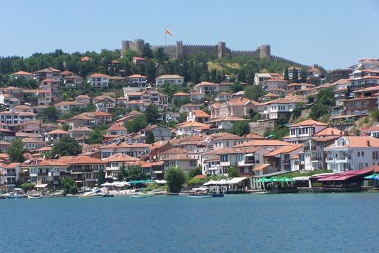 Детски креативен камп во Охрид
