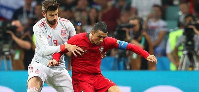 СП 2018: Пике: Ремито е лош резултат за двата тима