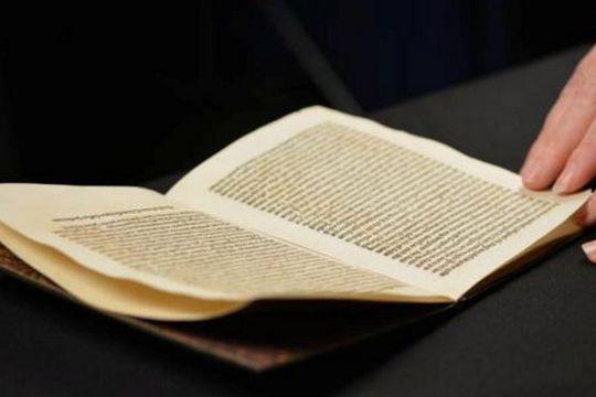 САД и вратија на Шпанија писмо на Колумбо вредно 900.000 евра
