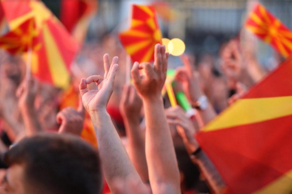 ВМРО-ДПМНЕ се враќа на голема врата