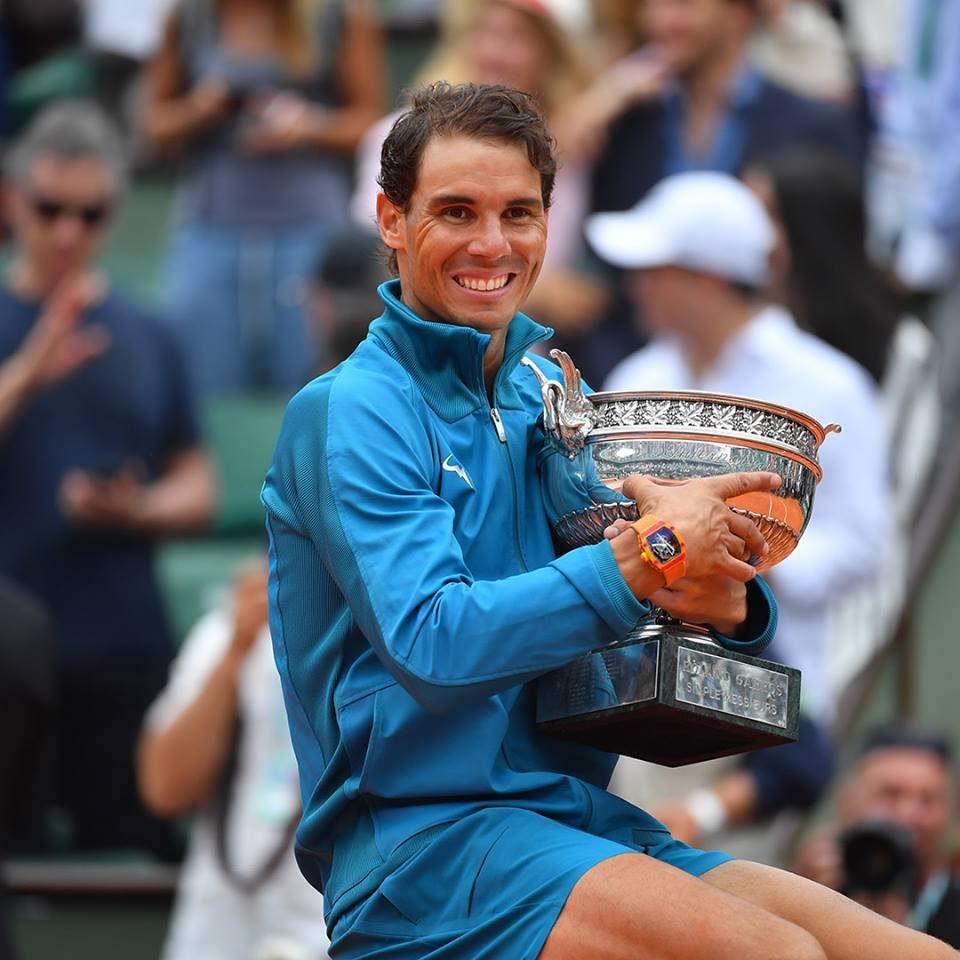 Еден е тениски крал на земја: Надал 11-ти пат го освои Ролан Гарос