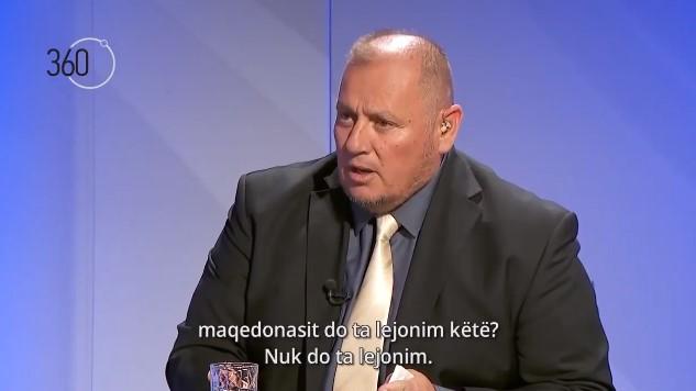 Ристовски: Не можеме по цена на скршено достоинство да влеземе во НАТО и во ЕУ