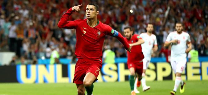 Роден е да биде најдобар, Кристијано Роналдо урива рекорди