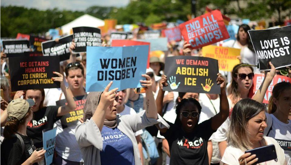 Уапсени 575 лица на протестите пред американскиот Сенат