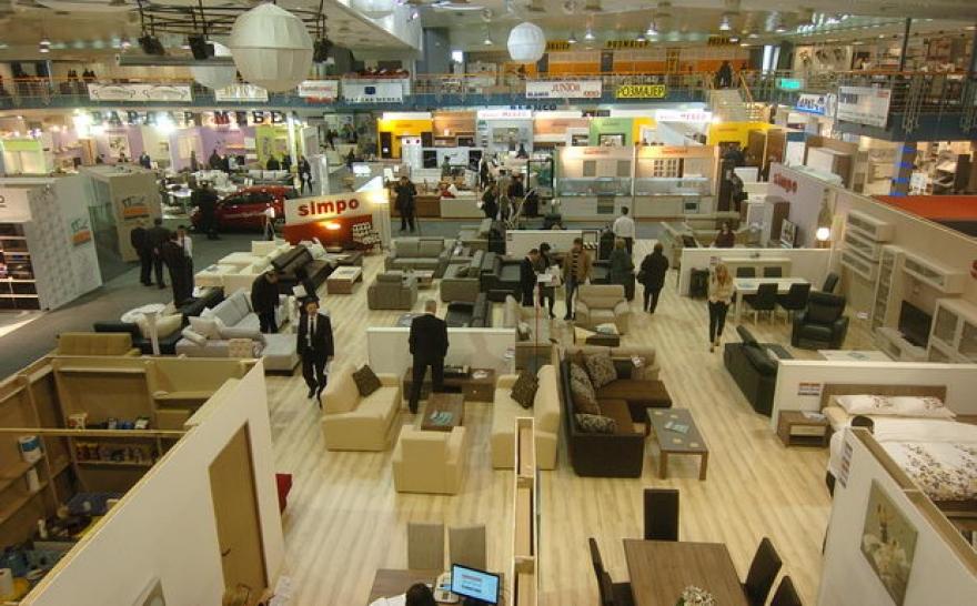Саемот на мебел ќе се одржи во октомври во ВИП Борис Трајковски