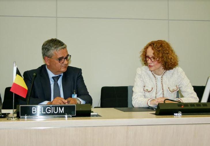 Шекеринска во Брисел на средби со колегите од земји членки на НАТО, во пресрет на НАТО Самитот во јули