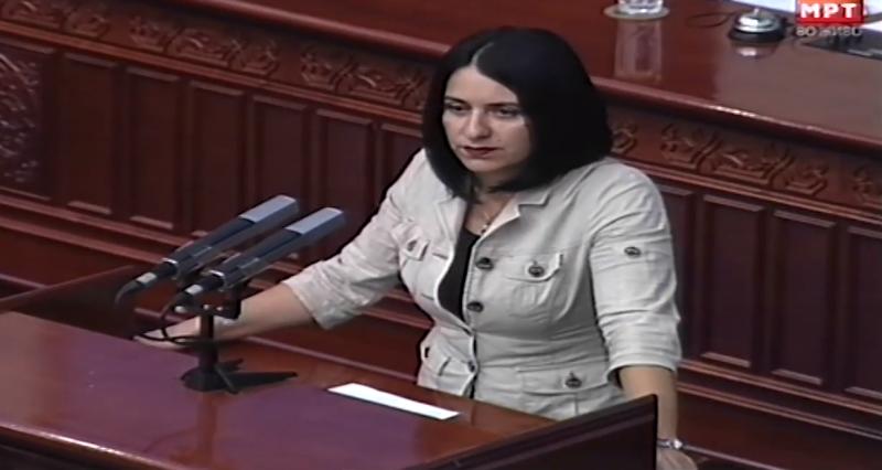 Митовска: СДСМ како многу пати и сега покажа дека немаат капацитет и потенцијал да ги исполнат ниту нивните ветувања