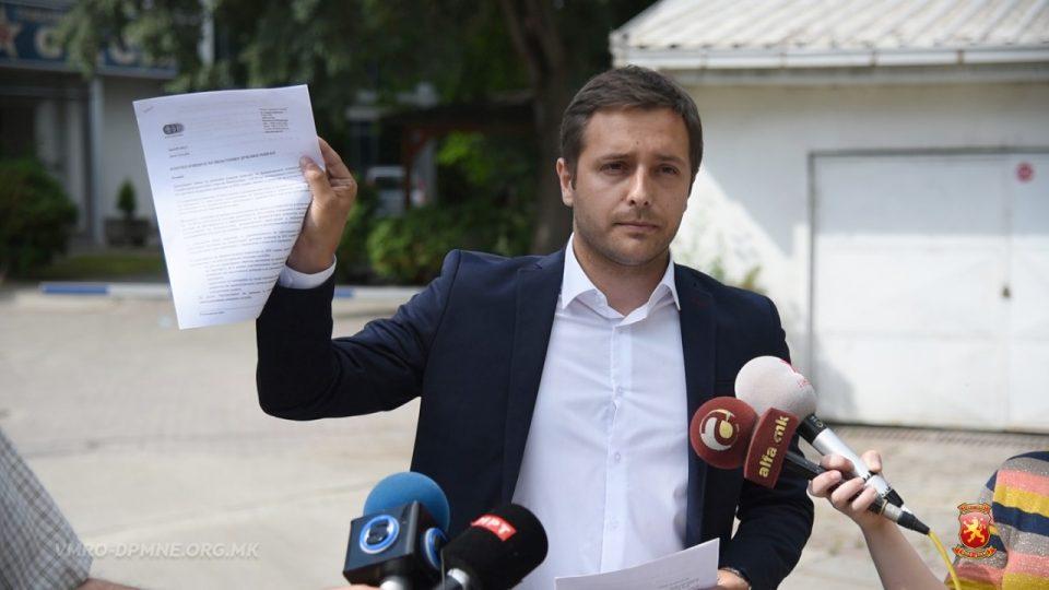 Арсовски: За сомнителното работење на СДСМ сега плаќаат граѓаните, затоа ги повикуваме на протестот каде што ќе го означиме почетокот на крајот на криминалниот картел