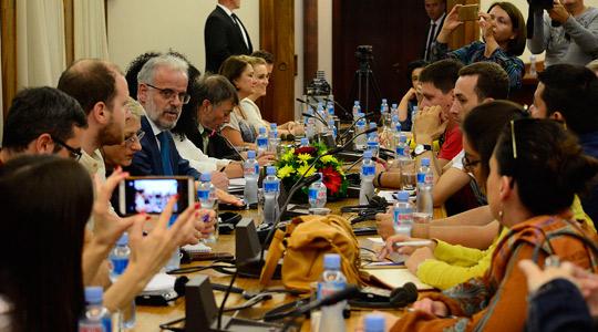 Договорот со Грција повторно пред пратениците на 5 или на 6 јули
