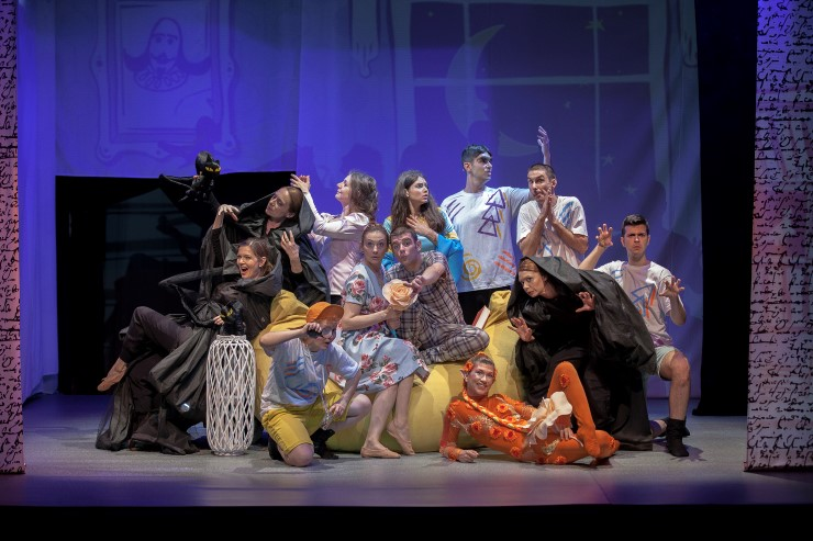 """""""Сонот на Вилијам"""" – премиера на Театарот за деца и младинци"""