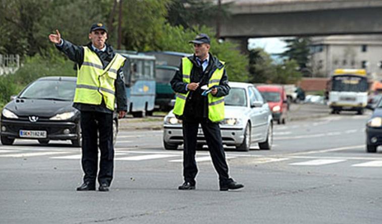 Сообраќајот на улиците пред и околу Собранието денеска од 10 часот ќе биде пренасочуван