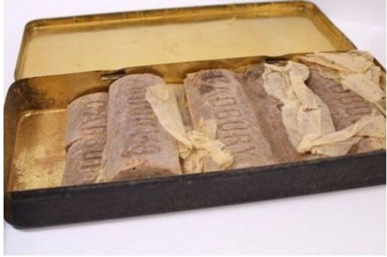 Пронајдена чоколада на војник од Првата светска војна стара 103 години