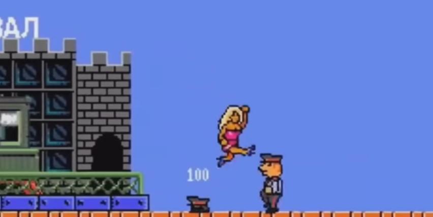 Урнебесно видео: Овој Супер Марио е руска спонзоруша, погледнете како изгледа
