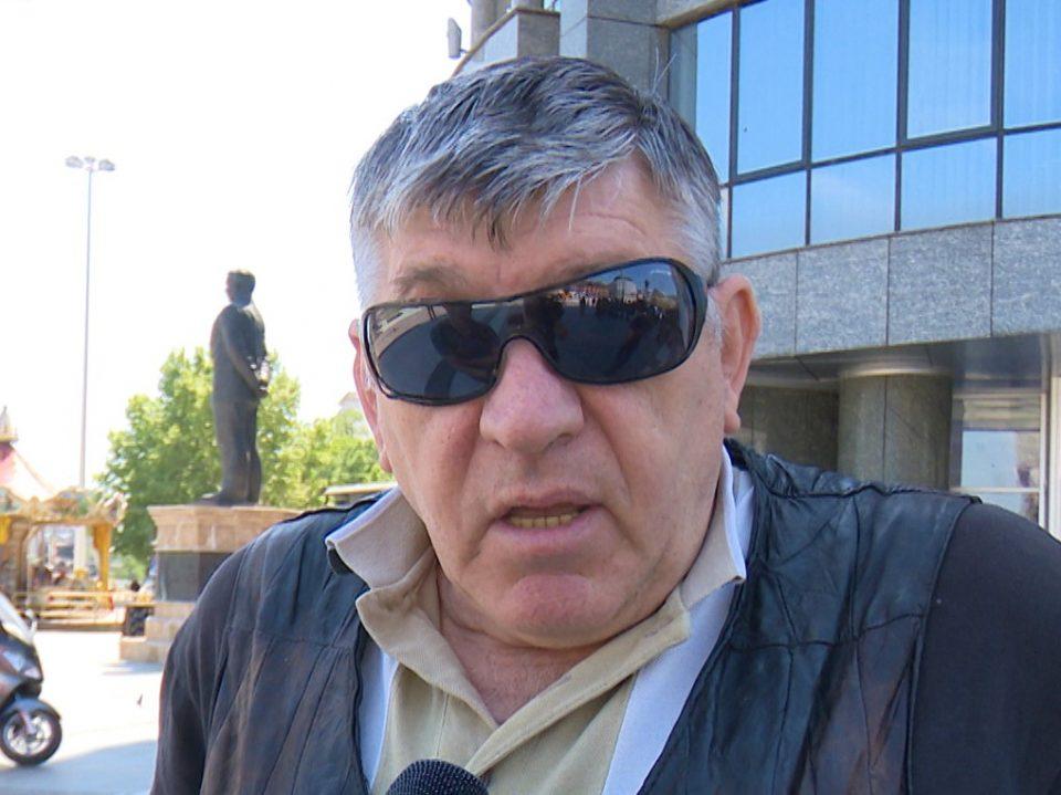 Сопругата на Тошта: И покрај сознанијата дека неговата здравствена состојба е влошена, брзаа да го вратат во притвор во Шутка