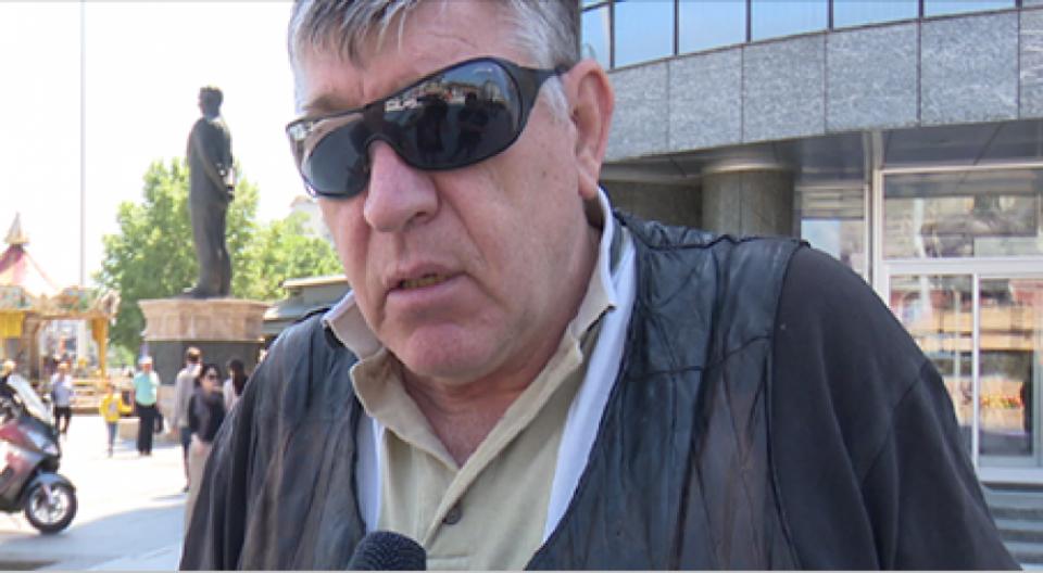 Адвокатот Ваневски потврди дека Тошта денеска излегува од Шутка поради неговата здравствена состојба