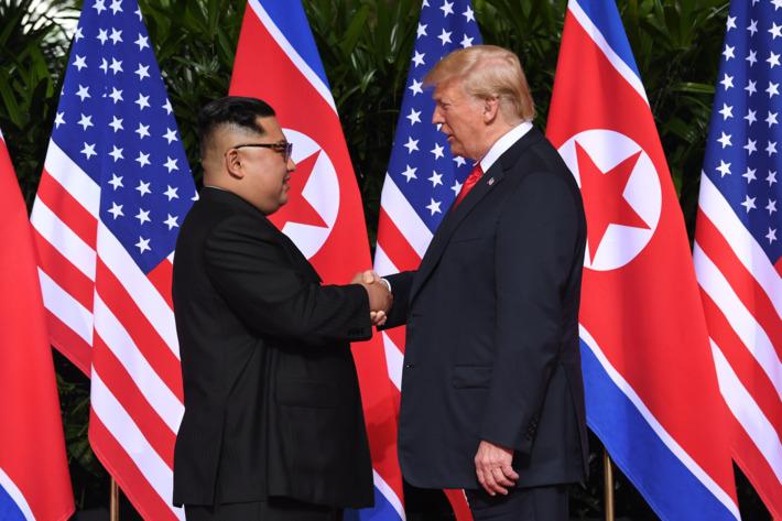 Трамп: Верувам дека Ким Џонг-ун ќе го почитува договореното