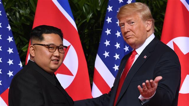 Трамп проговори за својот однос со Ким Џонг Ун
