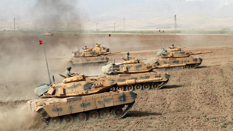 Анкара: Ќе останеме во северен Ирак до целосното уништување на терористите