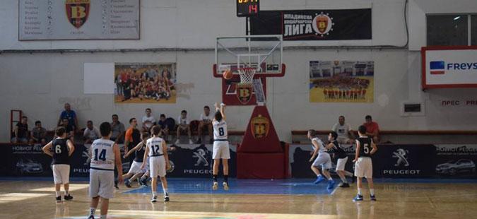 Вардар 2 и МЗТ Скопје ќе играат за трофејот во М12 конкуренцијата