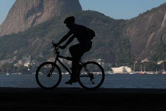 Подвиг за восхит: Стигна со велосипед на Мундијалот во Русија- еве ја причината