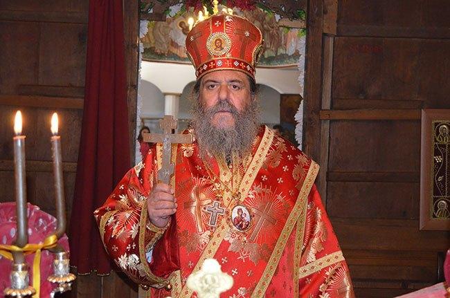 Владика Агатангел: Некој  манипулира со Синодот на МПЦ, архиереите и со народот, но вистината секогаш победува