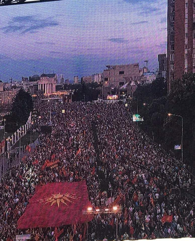 Јоци до Заев: СДСМ е катастрофа, ако ВМРО-ДПМНЕ собра волку народ по една година, колку ли ќе собере следната пролет?