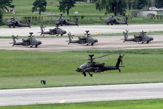 Пентагон потврди дека американско-јужнокорејските воени вежби се откажани
