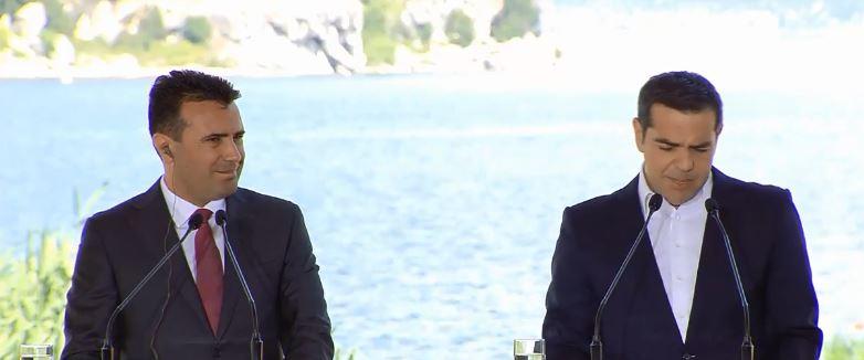 Еве што следува по потпишувањето на договорот меѓу Македонија и Грција