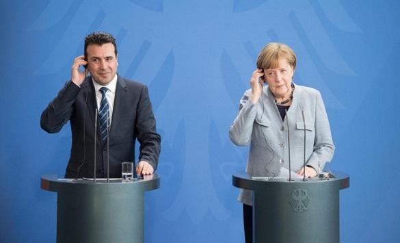 Канцеларијата на Меркел без детали за средбата со Заев