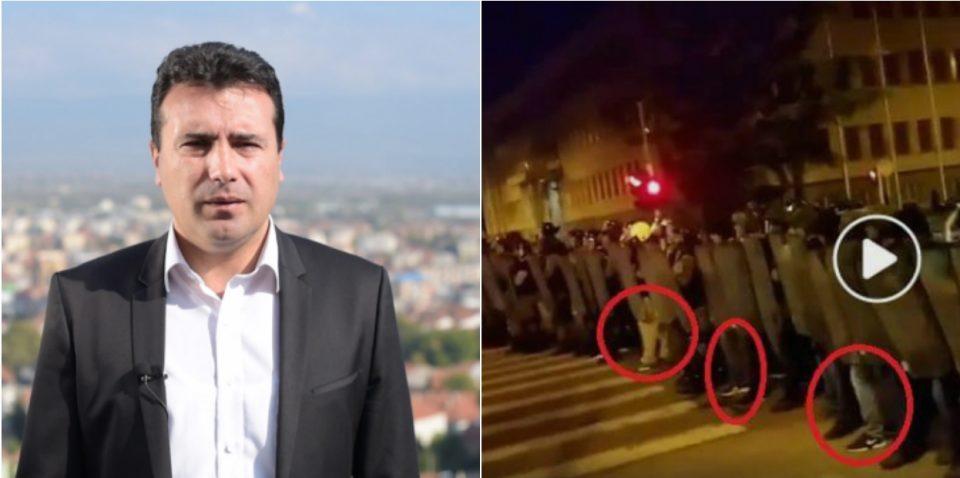 Владата преку свои инсталации сака да создаде нов крвав 27. април за да ја деградира демократската борба против капитулацијата на Заев