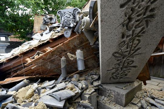 Расте бројот на повредени во земјотресот во Јапонија