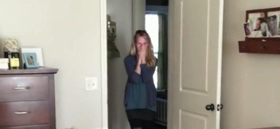Отишла на викенд патување без сопругот: Кога се вратила во куќата ја чекала неочекувана глетка (ВИДЕО)