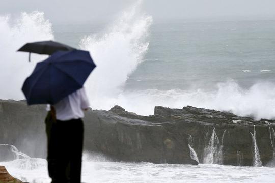 Тајфун во Јапонија, повредени 24 лица