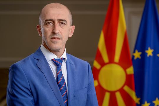 Екс министерот за правда Салији избран за заменик-директор во МЕПСО