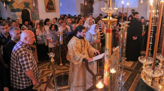 Бигорски манастир го одбележа денот на раѓањето на Свети Јован Крстител