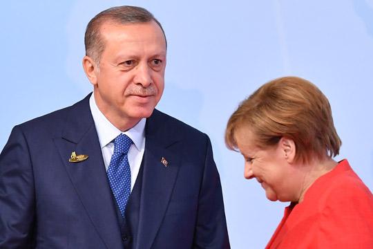 Ердоган побарал од Меркел целосна истрага за неонацистичките убиства