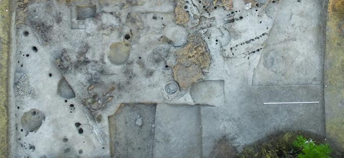 Продолжува истражувањето на неолитската населба Врбјанска Чука
