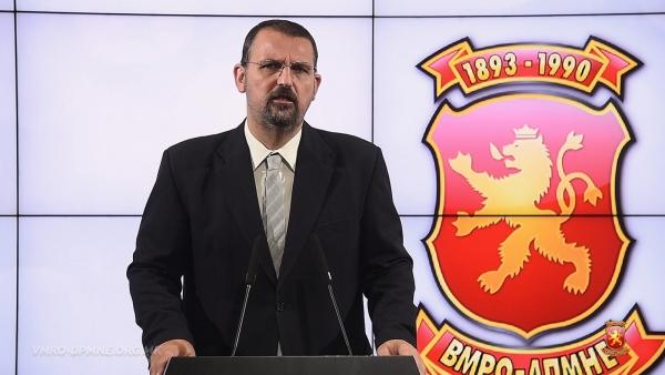 Стоилковски: Заев не смее да изусти Македонија, а од друга страна сака да ги убеди граѓаните дека договорил јакнење на македонскиот идентитет