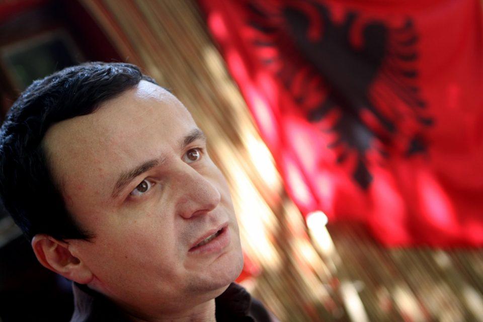 Курти за РТШ: Албанија и Косово да се обединат како конфедерација