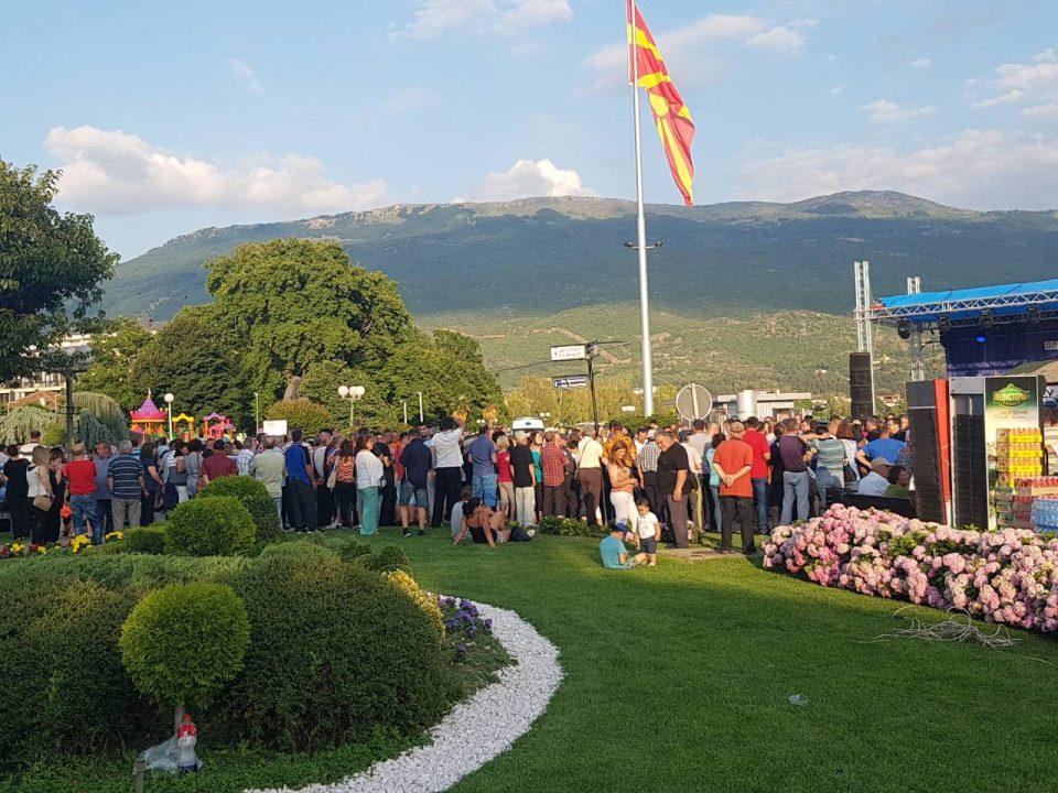 Шамар за Владата од народот- очајна посетеност во Охрид